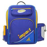 IMPACT 怡寶 impact標準型護脊書包-寶藍 IM0050BRB