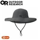 【Outdoor Research 美國 抗UV透氣大帽《炭灰》】279909/防曬透氣帽/登山健行