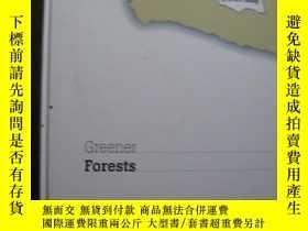 二手書博民逛書店greener罕見forestsY10980 greener forests greener forests