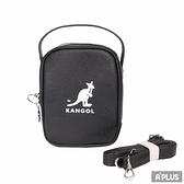 KANGOL 包 BAG 英國袋鼠 小方包 十字紋皮革 斜背包 - 6055301220