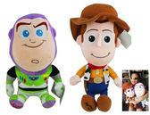 【卡漫城】 玩具總動員 絨毛玩偶 二選一 ㊣版 Woody Buzz 娃娃布偶 擺飾 Toy Story 巴斯光年 胡迪