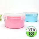 【 中卡滋保鮮隔熱餐盒600cc】304...