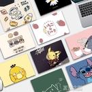 滑鼠墊 可愛女生滑鼠墊電腦筆記本游戲創意動漫辦公 快速出貨
