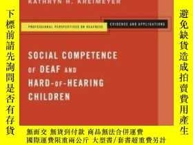 二手書博民逛書店【罕見】2015年 Social Competence Of D