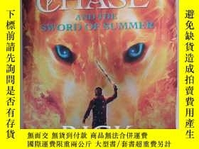 二手書博民逛書店Magnus罕見chase and sword of summe