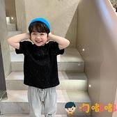 男童短袖T恤半袖兒童夏裝寶寶韓版圓領童裝【淘嘟嘟】