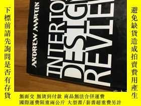 二手書博民逛書店INTERIOR罕見DESIGN REVIEW VOLUME 12 精裝外文出冊Y16129