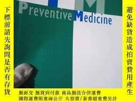 二手書博民逛書店Preventive罕見Medicine Volume75Y15