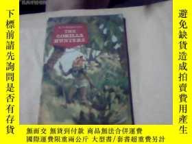 二手書博民逛書店罕見獵取大猩猩的獵人(英文)Y10307 出版1959