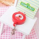 PGS7 卡通系列商品 - 日貨 芝麻街 ELMO 證件 門禁卡 伸縮器 悠遊卡 票卡【SPJ80015】