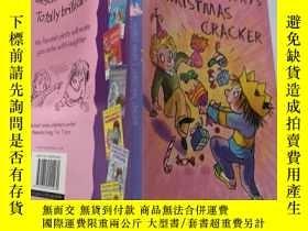 二手書博民逛書店horrid罕見henry sChristmas cracker :可怕的亨利·施裏斯特馬斯餅幹...Y200