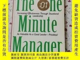 二手書博民逛書店Leadership罕見and the ne Minute ManagerY250169 見 圖