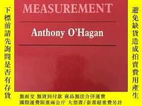 二手書博民逛書店Probability罕見Methods and MeasurementY230993 O`Hagan Cha