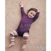 寶寶爬行護膝 小童裝男女寶寶內側絨面嬰兒爬行學步防摔護膝襪套 俏女孩