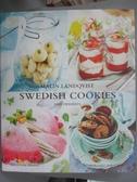 【書寶二手書T2/餐飲_PAI】Swedish Cookies and Desserts_Malin Landqvist