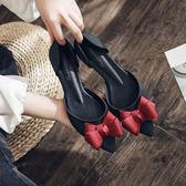 現貨 女鞋複古涼鞋民族風格時裝秋季果凍鞋2019涼鞋女 平底涼鞋