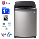 LG樂金11公斤DD直立式變頻洗衣機(極窄版) WT-SD117HSG~含拆箱定位