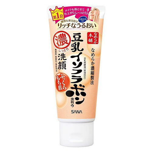極品世界 SANA 豆乳美肌超保濕洗面乳150g