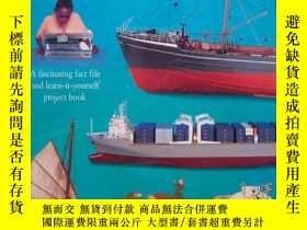 二手書博民逛書店SHIPS罕見船 【英文版】精裝8開. 特好.【外文書--18】