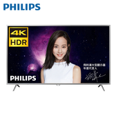 [PHILIPS 飛利浦]50吋4K HDR 淨藍光連網液晶顯示器+視訊盒 50PUH6003【現貨供應中】
