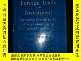 二手書博民逛書店foreign罕見trade and lnvestment104