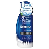 海倫仙度絲男士0 %矽靈洗髮乳深層淨透500ml【愛買】