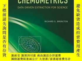 二手書博民逛書店Chemometrics:罕見Data Driven Extraction for Science, 2nd Ed