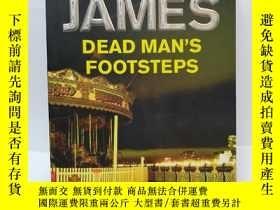 二手書博民逛書店Dead罕見Man s Footsteps Peter JamesY22565 Peter James Pan