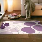 范登伯格 赫野曼花繪系列絲質感地毯-幸運...
