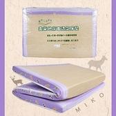 【MIKO】台灣製 3X6尺單人床墊-蓆面單人床墊75粉