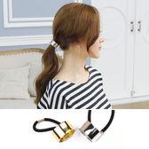 髮飾 金屬 髮圈 髮束 氣質 髮飾【DD45301】 icoca  05/04