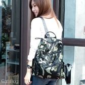 Catsbag-三層大容量防水迷彩&純色二用後背包-241441208