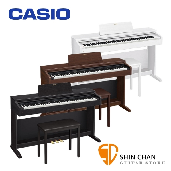 Casio 卡西歐 AP-270 贈鐵三角耳機 88鍵 滑蓋式 數位 電鋼琴 另贈好禮【AP270】