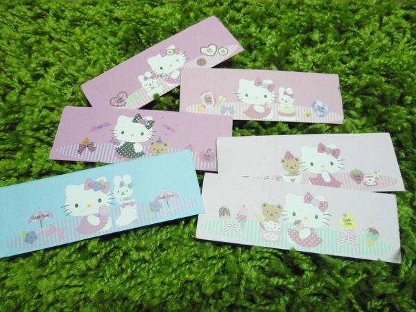【震撼精品百貨】Hello Kitty 凱蒂貓~便條紙-糖果圖案【共1款】