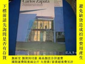 二手書博民逛書店Carlos罕見Zapata: Restlessness of
