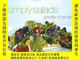 二手書博民逛書店Simply罕見Salads: More Than 100 Cr