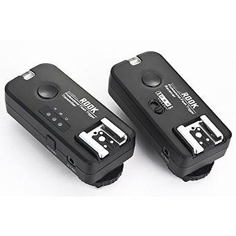 呈現攝影-品色 ROOK F-508n 無線閃燈觸發器2.4G NIKON用 一對二 可雙閃 分組 喚醒 快門 iTTL