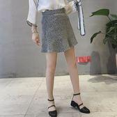 荷葉邊短裙-時尚氣質修身包臀女裙子2色73kj32[巴黎精品]