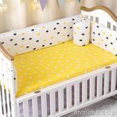 定做純棉嬰兒床圍四季通用兒童寶寶防撞圍欄床護圍床靠可拆洗 美芭