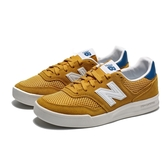 NEW BALANCE CRT300 土黃藍 復古 麂皮 網布 板鞋 女(布魯克林) 2019/4月 CRT300B2