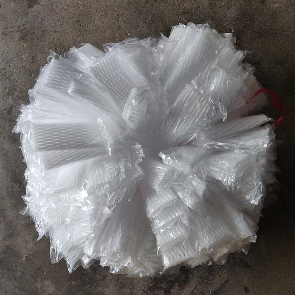 250套芭樂番石榴套袋水蜜桃水果網套一體套袋防蟲防鳥泡沫網膠袋 城市科技DF