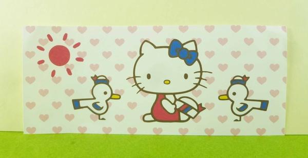 【震撼精品百貨】Hello Kitty 凱蒂貓~卡片-鴿子白
