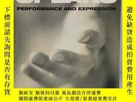 二手書博民逛書店身體語言罕見The Body Speaks:Performance and Expression by Lorna