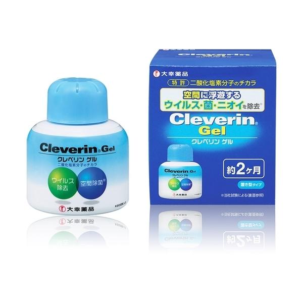 日本cleverin Gel加護靈緩釋凝膠150g