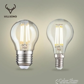 燈泡e27e14螺口節能燈復古5w超亮led燈絲創意光源 color  shop