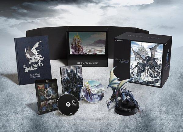 PS4太空戰士14 Final Fantasy XIV 蒼天的伊修加爾德  純日限定版