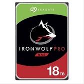 Seagate 希捷 那嘶狼 IronWolf Pro 18T 18TB 3.5吋 NAS專用硬碟 (ST18000NE000)