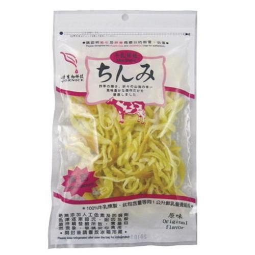 祥榮 牛乳鮮絲-原味(奶素) 90g/包,2包入/組 一包含量等同1公升鮮乳營養組成~