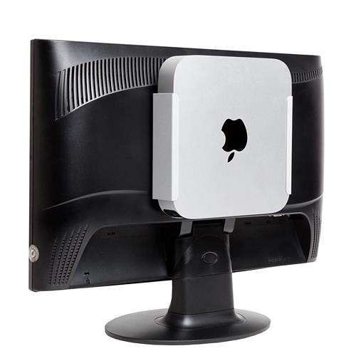 【美國代購】HIDEit MiniU安裝座- 獲得專利的Mac Mini壁掛式安裝 白色
