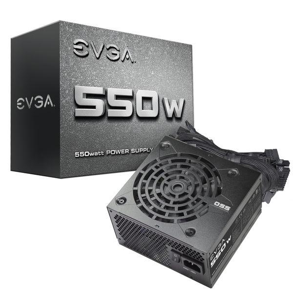 艾維克EVGA物超所值550W N1 電源供應器